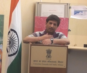 Giornata Internazionale Yoga Consolato India